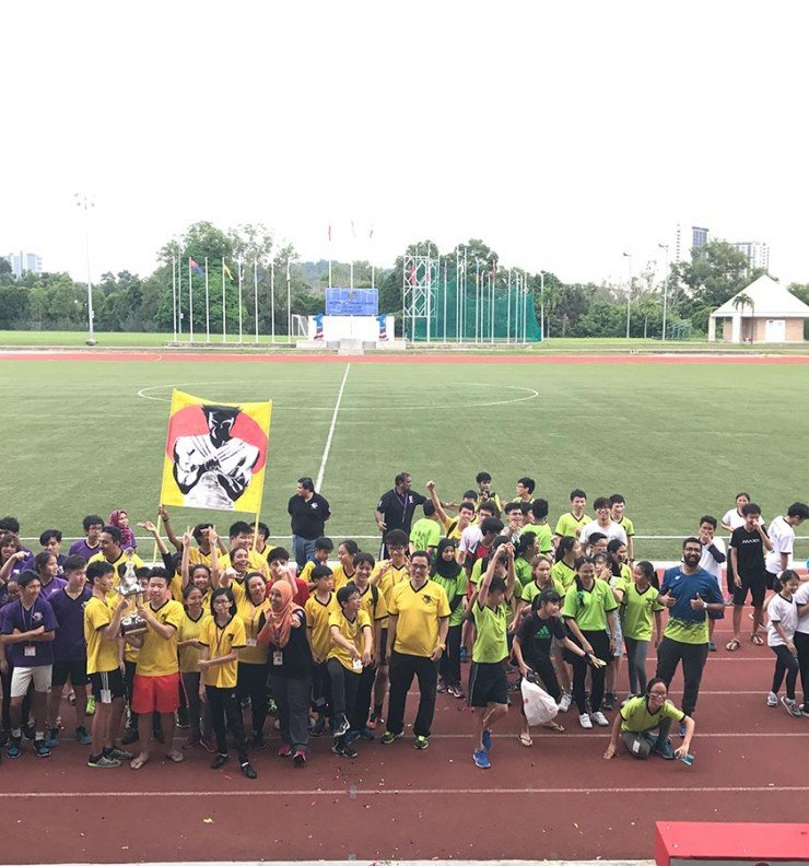 Honsbridge Marvel Sports Day 2017