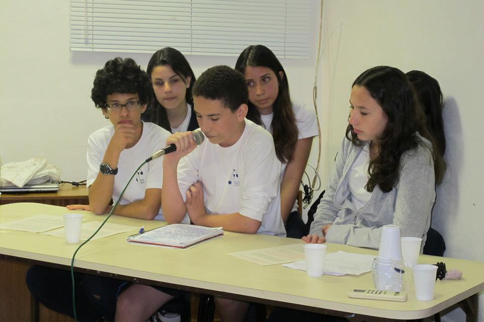 Honsbridge Interschool Debate Challenge August 2014