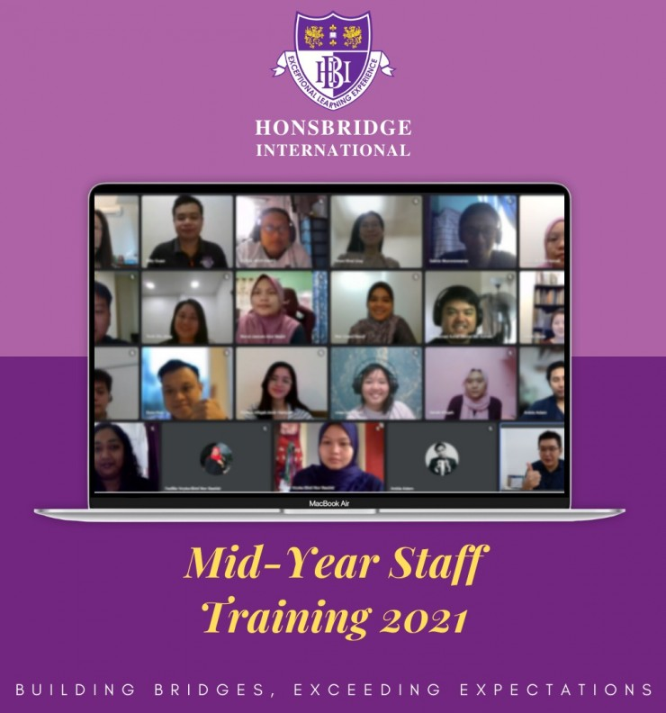 Mid-Year Staff Training 2021